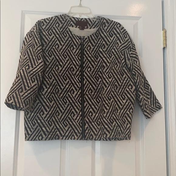 H & M cropped blazer/jacket